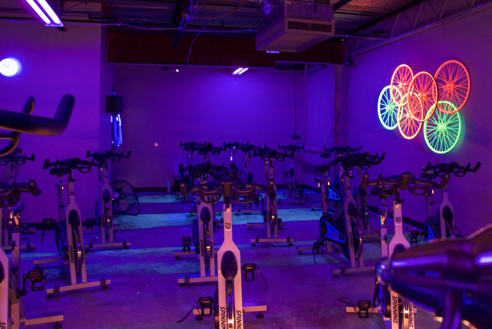 Spin, Indoor Cycling, Biking